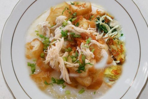 Image result for bubur ayam