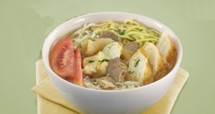 soto mie kuah bening